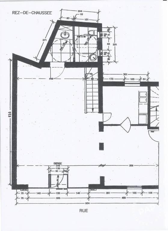 Vente et location Local commercial 105m²
