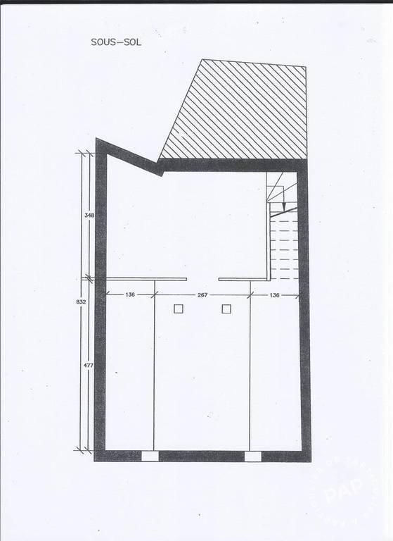 Local commercial 498.000€ 105m² Issy-Les-Moulineaux (92130)