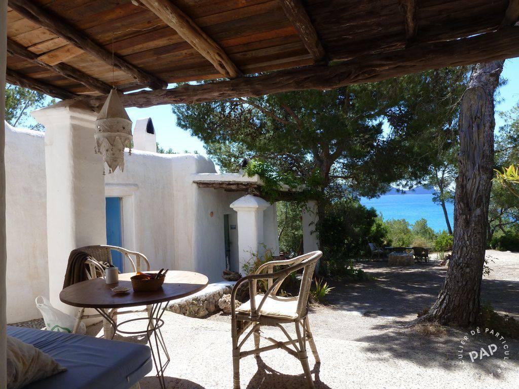 Ibiza - dès 490euros par semaine - 8personnes
